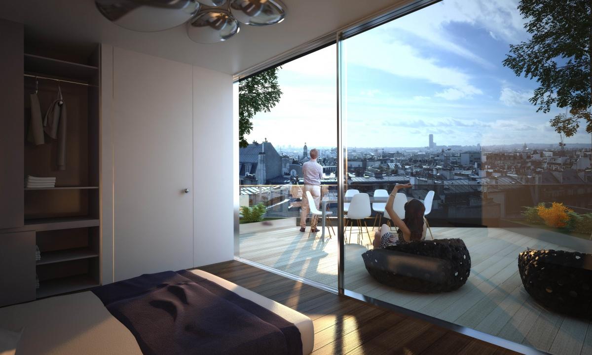 7 logements en surélévation à Paris : image_projet_mini_101103
