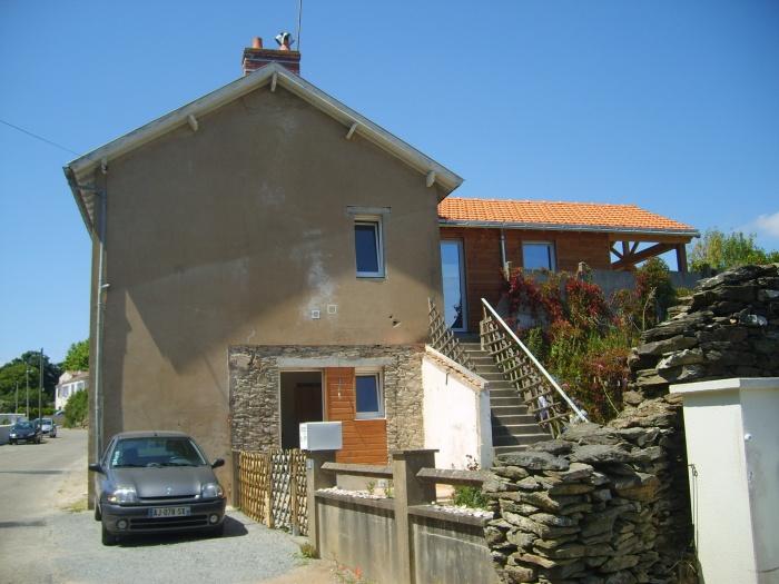 R novation extension d 39 une maison et construction d 39 un for Extension d un garage