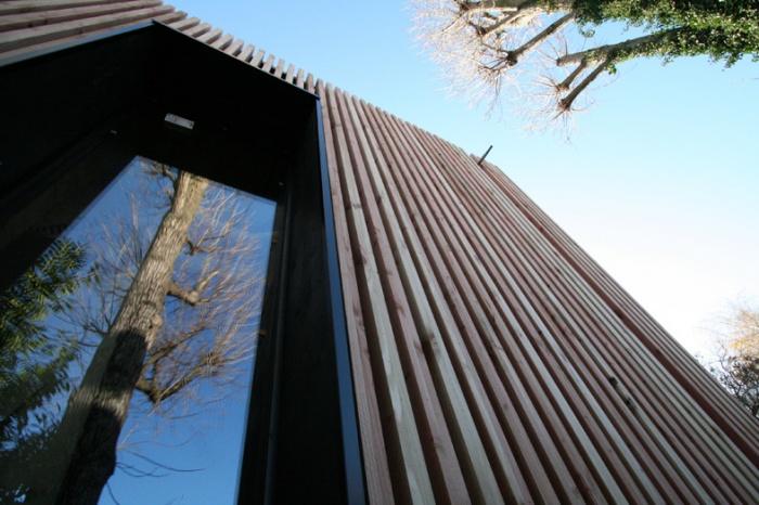 MAISON B  Maison BBC ossature Bois en région parisienne