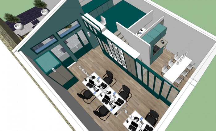 Réhabilitation complète d'un local en bureaux : image_projet_mini_51637