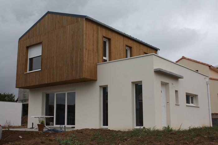 Projet  d'une maison d'habitation  BBC à ST Marc sur mer 44 : photo 011