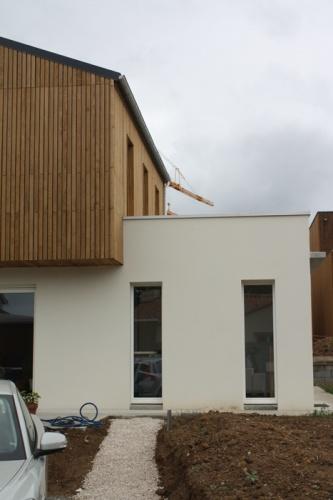 Projet  d'une maison d'habitation  BBC à ST Marc sur mer 44 : photo 014