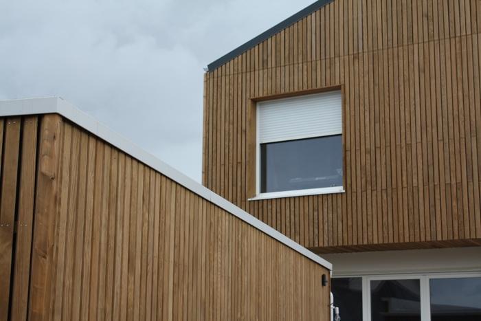 Projet  d'une maison d'habitation  BBC à ST Marc sur mer 44