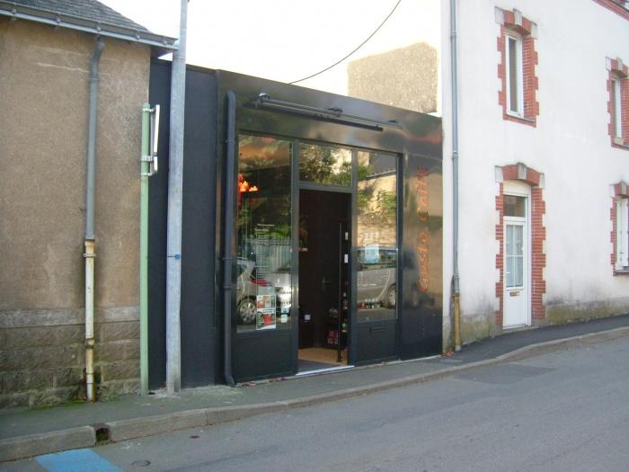 Boutique de torréfaction - Gusto Caffé : DSCF6110.JPG