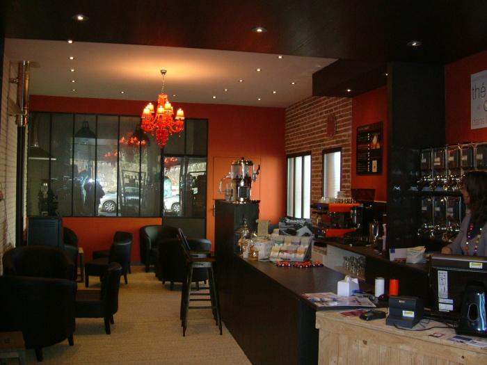 Boutique de torréfaction - Gusto Caffé