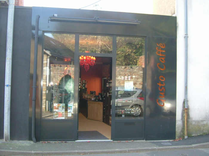 Boutique de torréfaction - Gusto Caffé : DSCF6113.JPG