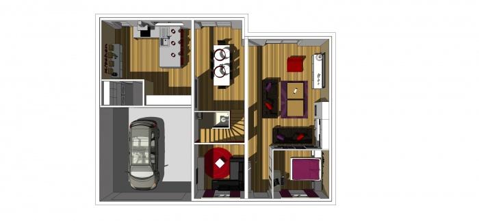 Optimisation maison individuelle