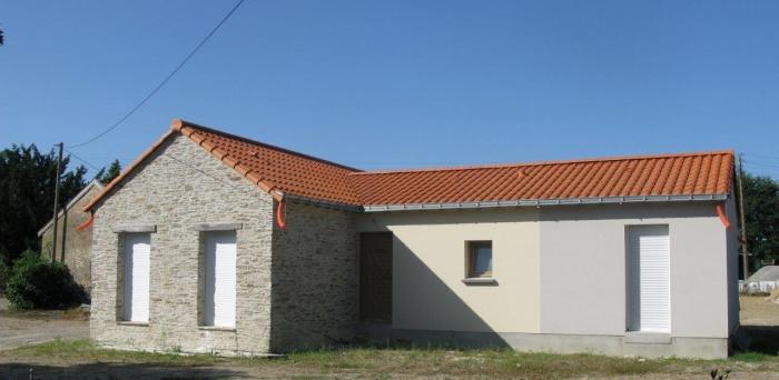 Projet extension maison extension bois bois prix bois for Extension maison de plain pied