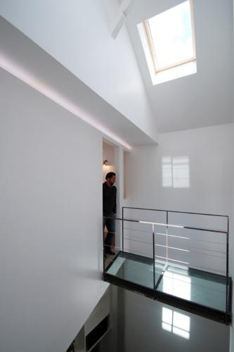 Transformation d'un immeuble en loft- Clichy : clichy 04