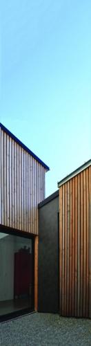 extension d'une maison Nantaise : detail