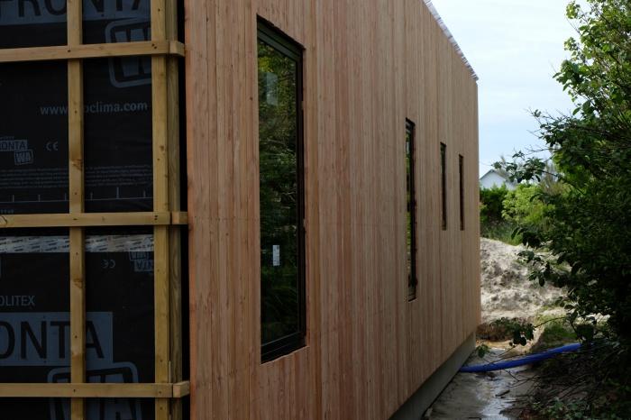 Maison-loft ossature bois