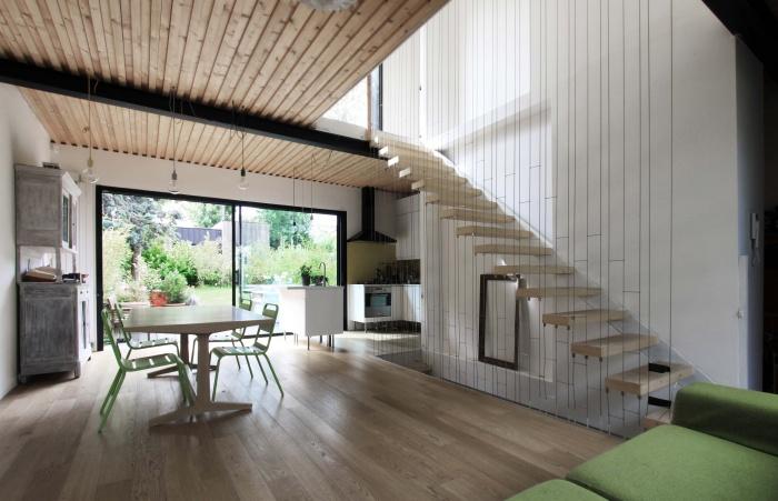Construction habitat groupé - 2 logements BBC - Bagnolet