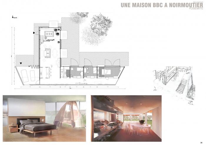 Eco house : Eco house C