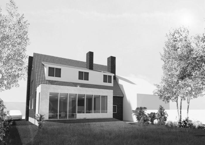 Un projet réalisé par Maury Architecture
