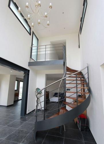 Tierna Casa : nouvelle escalier