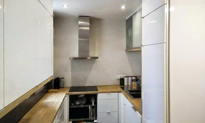 Renovation d'appartement : cuisine appt