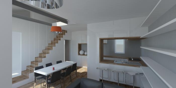 Renovation d'appartement : Projet02