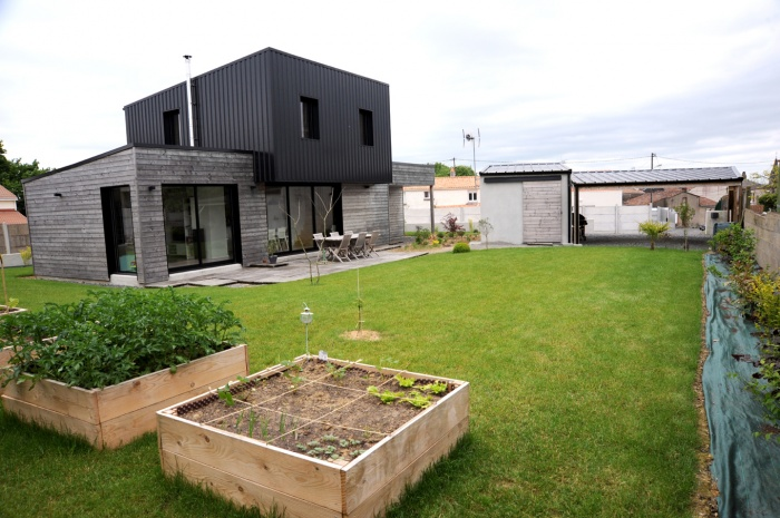 construction d 39 une maison saint andr de la marche saint andr de la marche. Black Bedroom Furniture Sets. Home Design Ideas