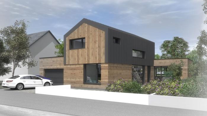 Construction d'une maison à Nantes