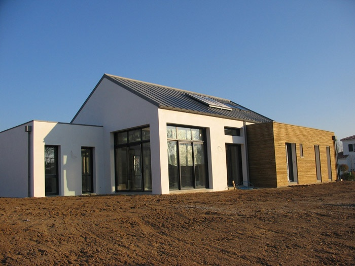 Projet construction d'une maison d'habitation (85)