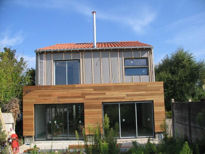 Projet construction  d'une maison d'habitation (44)