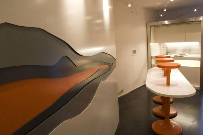 Création de mobilier contemporain