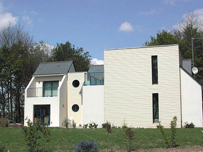 Fenetre hublot bois logiciel construction maison 3d en - Logiciel agrandissement maison ...