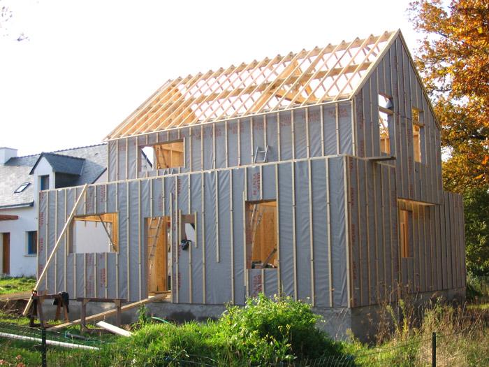 isolation de maison bois