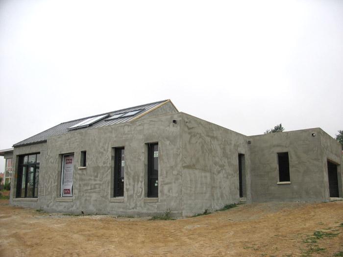 Projet Construction D Une Maison D Habitation 85 A Roche Sur Yon La Une Realisation De Architecturas Bzv